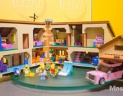 You're Welcome, World: A Lego Version of 'The Simpsons'