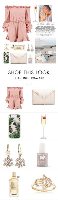 """Shes Magic"" by linmari ❤ liked on Polyvore featuring Boohoo, Nicole, Sonix, LSA International, Kataoka, FOSSIL, Viktor & Rolf and Ross-Simons"