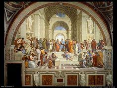 Esoterikos. Fu questo il termine che Aristotele usò per designare le dottrine riservate ai discepoli del Peripato. Esoterikos  è l'unione delle parole greche  Esoteros  (  interno  ) ed  Eiko  (  è naturale  ). Ciò che era esoterico infatti, era una conoscenza che veniva riservata a pochi, nelle correnti filosofiche, nelle accademie, nelle scuole, in tutti quegli ambienti dove i liberi filosofi trasmettevano il sapere [continua]