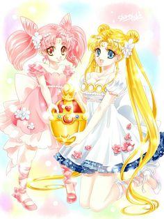 Serena & Rini