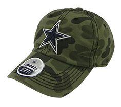 Dallas Cowboys Camo Hats