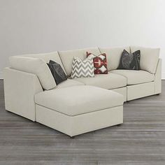 Chesterfield Sofa : darby sectional - Sectionals, Sofas & Couches