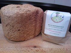 Als enige in NL: spelt-desem broodmix. Zó makkelijk om nu zelf je desembrood te maken! Het kan zelfs in de broodmachine....