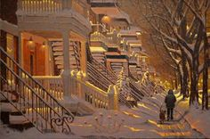 Available Works Sold Works Available Books Biography Richard Savoie is a Quebec painter born . Winter Love, Winter Art, Les Moomins, Emotional Photography, Winter Scenery, Christmas Aesthetic, Christmas Scenes, Winter Pictures, Canadian Artists