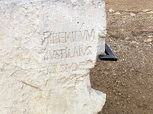 Until Recently, there was no evidence outside the Bible for the existence of Pontius Pilate. The Pilate Stone is a block of 82 cm x 65 cm of limestone with a carved inscription attributed to Pontius Pilate. Archaeological Discoveries, Archaeological Finds, Pontius Pilatus, Ancient Artifacts, Ancient Ruins, Ancient Rome, Ancient Greece, My Life Style, Early Christian