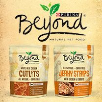 Purina beyond Treats. My dog favorite is both ha. Thank you @smiley360 I got this to try free as a  member.#beyondsnacks