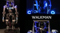 IIT robot WALKMAN ready for the DARPA Robotics Challenge 2015