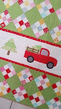 Christmas Memories Truck | Craftsy