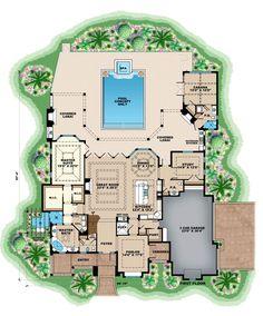 175-1124: Floor Plan Main Level