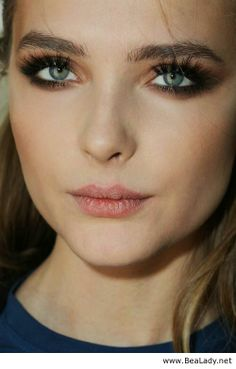 Natural-makeup-for-green-eyes.jpg (500×783)