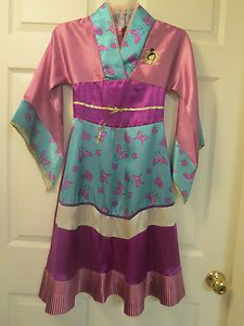 birthday girl dress for her mulan party