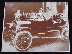 To Buy Used Cars Homemade Printer Printing Coca Cola Ad, World Of Coca Cola, Pepsi, Cheap Used Cars, Buy Used Cars, 1920s Photos, Vintage Photos, Quality Photo Prints, Trucks And Girls
