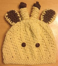 Baby Giraffe--I really need someone to make one of these for Alex!!!!!