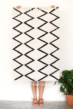 Giveaway: Kahoko Handmade Rug