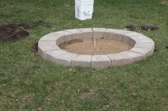 Build Your Own Fire Pit -