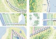 KWY is a multidisciplinary platform investigating the nature of collaboration within the context of specific projects. Cultural Architecture, Architecture Drawings, Architecture Portfolio, School Architecture, Landscape Architecture, Architecture Design, Axonometric Drawing, Tree Plan, Presentation Layout