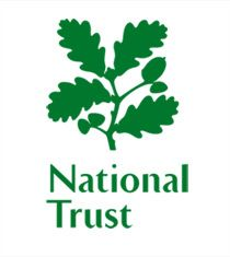 The National Trust logo. This logo is a combination logo which combines a symbol to represent what the company is about, that being nature. By having a branch could possibly portray the trust is going to grow and expand themselves. Trust Logo, Digital Jobs, Farne Islands, English Monarchs, England National, British National, Brecon Beacons, National Trust, Family Adventure