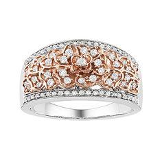 Fred Meyer Jewelers | 1/2 ct. tw. Diamond Anniversary Ring $718