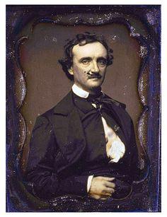 Thompson Daguerreotype of Poe