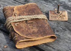 Leather Book Covers, Leather Books, Leather Notebook, Leather Journal, Cow Leather, Leather Sketchbook, Leather Hats, Custom Leather, Handmade Leather