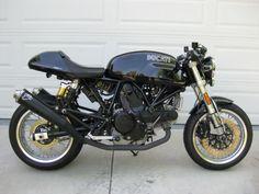 2009 Ducati Sport Classic