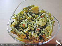 Chefkoch.de Rezept: Libanesischer Kartoffelsalat würzig - pikant