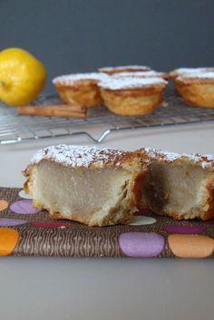 Voici encore une petite recette de gâteau portugais, légèrement moins connu chez nous que le légendaire Pastéis de nata mais pas moins bon p...