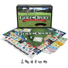 Late for the Sky Golf-opoly Game, Multicolor Golf Club Sets, Golf Clubs, Golf Card Game, Card Games, Golf Shoe Bag, Dubai Golf, Golf Images, Classic Golf, Golf Umbrella