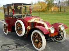 Renault Coupe DeVille 1912.