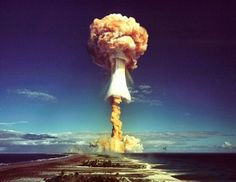 1950s nuclear testing | Britain's 1950s nuclear test servicemen win right to sue MoD for ...
