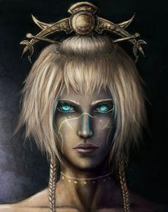 voodoo priest by ~AyarnE on deviantART