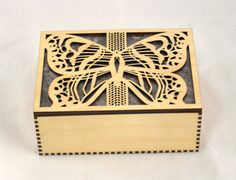 Butterfy Box with mica