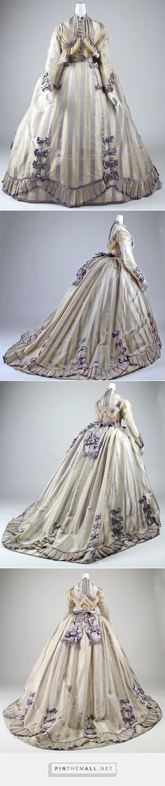 Dress by Depret 1867-69 French | The Metropolitan Museum of Art