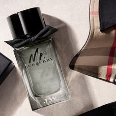 The Mr. Burberry fragrance and the ready-to-wear collection