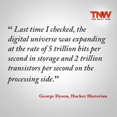 Digital Univers - George Dyson