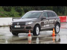 SUV-Reifentest: Perfekte Beherrschung unter Extrembedingungen