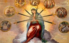 Seven Sorrows of Mary - How To Pray Them and Why You Should Know Them