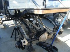 quarter elliptical suspension - Google Search
