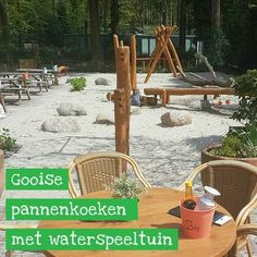 Pannenkoekenrestaurant met natuur- en waterspeeltuin in het Gooi #leukmetkids #uitje Days Out With Kids, Family Days Out, Utrecht, Children's Place, Go Outside, Craft Activities, Places To Go, Baby Kids, Holiday