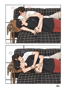 Cute Couple Wallpaper, Cute Anime Wallpaper, Cute Cartoon Wallpapers, Cute Gay Couples, Cute Anime Couples, Bright Pictures, Cute Pictures, Thailand Wallpaper, Bright Wallpaper