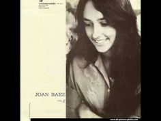 This voice just captivates you and the sound on this cut is electrfying. This is DIAMONDS AND RUST by Joan Baez. There's a lot of real history here; a lot of wreckage, too.
