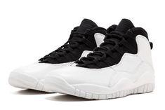 """6037e0e389884 Air Jordan 10 Retro """"I m Back"""" Summit White Black-Universtiy"""