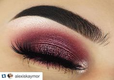 ❤️ We are obsessed with this eye look @alexiskaymor created with our Geisha #MADDpigments  Full tutorial on her channel   FREE WORLDWIDE SHIPPING NOW ON all orders over £26‼️  Tag your friends so they don't miss out on this amazing offer!   #makeupaddictioncosmetics  #makeupaddictionbrushes