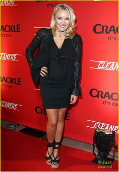 Emily Osment: 'Cleaners' Premiere Pretty: Photo Emily Osment hits the red carpet at the premiere of Cleaners held at the Cary Grant Theater on Thursday night (September in Culver City, Calif. Emily Osment, Sophie Marceau, Just Jared, Shailene Woodley, Cary Grant, Anne Hathaway, Jennifer Garner, Celebrity Babies, Hot Blondes