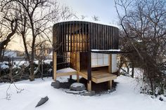 Tea House by A1 Architects