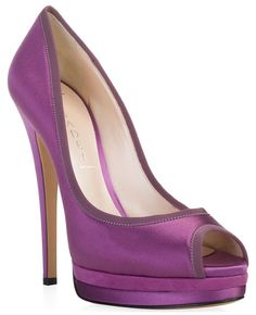 Summer Shoe Trend – Purple Heels! « Love, Live and Fashion