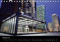 Ein Abend in Berlin (Tischkalender 2015 DIN A5 quer)