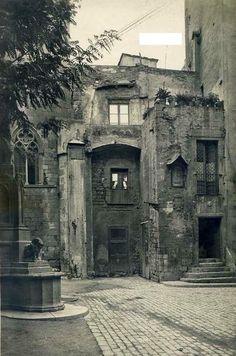 La casa del verdugo, Barcelona.