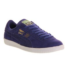 Puma Brazil Spectrum Blue Suede - Unisex Sports