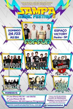 Sampa Music Festival 9